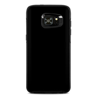 OtterBox Symmetry Samsung Galaxy S7 Edge Skin - Solid State Black