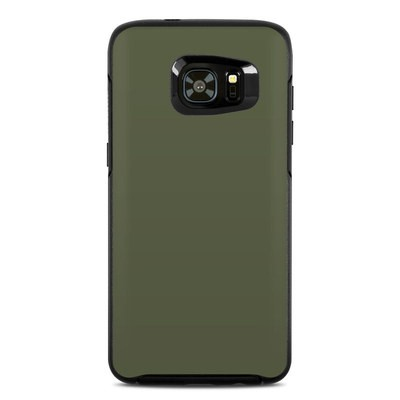 OtterBox Symmetry Samsung Galaxy S7 Edge Skin - Solid State Olive Drab