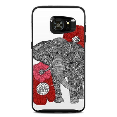 OtterBox Symmetry Samsung Galaxy S7 Edge Skin - The Elephant