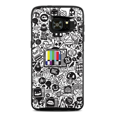 OtterBox Symmetry Samsung Galaxy S7 Edge Skin - TV Kills Everything