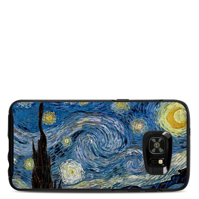 OtterBox Symmetry Samsung Galaxy S7 Edge Skin - Starry Night