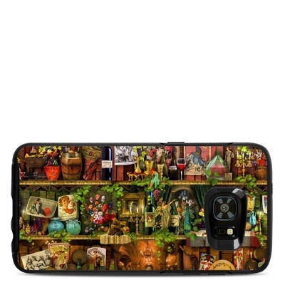 Otterbox Symmetry Samsung Galaxy S7 Edge Skin - Wine Shelf