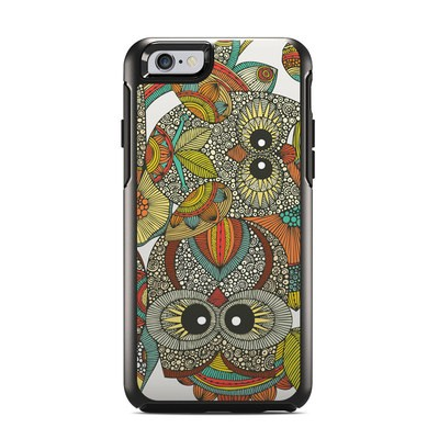 OtterBox Symmetry iPhone 6 Case Skin - 4 owls