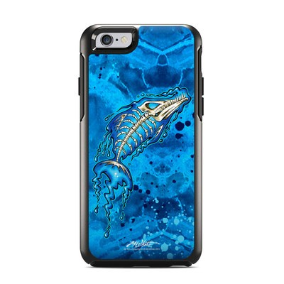 OtterBox Symmetry iPhone 6 Case Skin - Barracuda Bones
