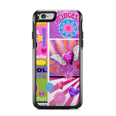 OtterBox Symmetry iPhone 6 Case Skin - BFF Girl Talk