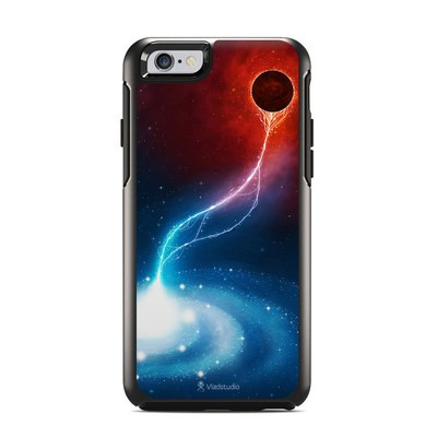 OtterBox Symmetry iPhone 6 Case Skin - Black Hole