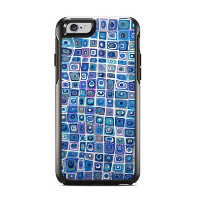 OtterBox Symmetry iPhone 6 Case Skin - Blue Monday