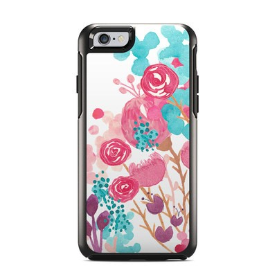 OtterBox Symmetry iPhone 6 Case Skin - Blush Blossoms