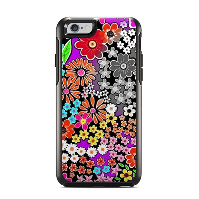 OtterBox Symmetry iPhone 6 Case Skin - A Burst of Color