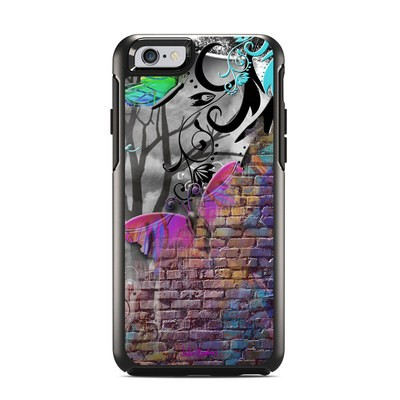 OtterBox Symmetry iPhone 6 Case Skin - Butterfly Wall