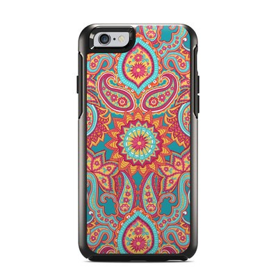 OtterBox Symmetry iPhone 6 Case Skin - Carnival Paisley