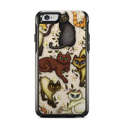 OtterBox Symmetry iPhone 6 Case Skin - Cats