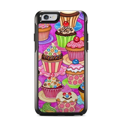 OtterBox Symmetry iPhone 6 Case Skin - Cupcake
