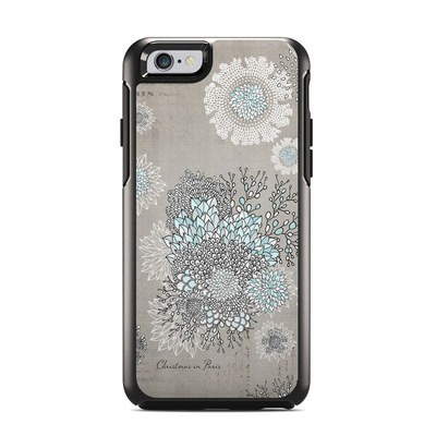 OtterBox Symmetry iPhone 6 Case Skin - Christmas In Paris