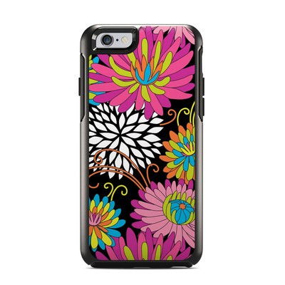 OtterBox Symmetry iPhone 6 Case Skin - Chrysanthemum