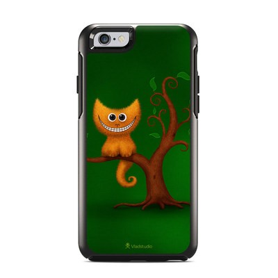 OtterBox Symmetry iPhone 6 Case Skin - Cheshire Kitten