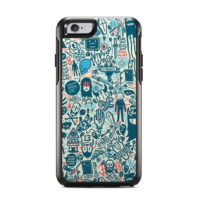 OtterBox Symmetry iPhone 6 Case Skin - Committee