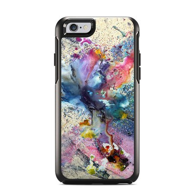 OtterBox Symmetry iPhone 6 Case Skin - Cosmic Flower