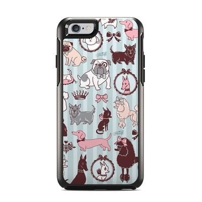 OtterBox Symmetry iPhone 6 Case Skin - Doggy Boudoir
