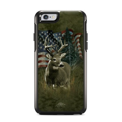 OtterBox Symmetry iPhone 6 Case Skin - Deer Flag