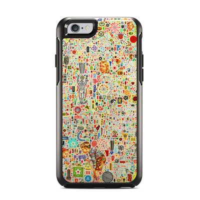 OtterBox Symmetry iPhone 6 Case Skin - Effloresce