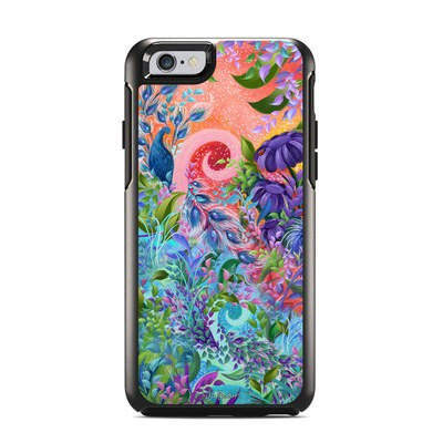 OtterBox Symmetry iPhone 6 Case Skin - Fantasy Garden