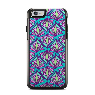 OtterBox Symmetry iPhone 6 Case Skin - Fly Away Teal