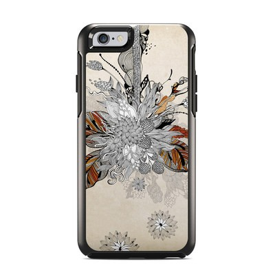 OtterBox Symmetry iPhone 6 Case Skin - Fall Floral