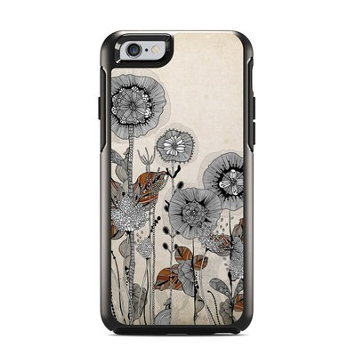OtterBox Symmetry iPhone 6 Case Skin - Four Flowers