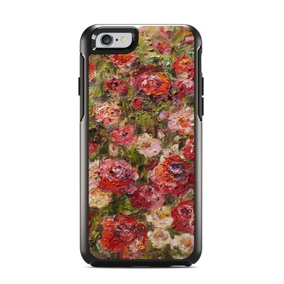 OtterBox Symmetry iPhone 6 Case Skin - Fleurs Sauvages