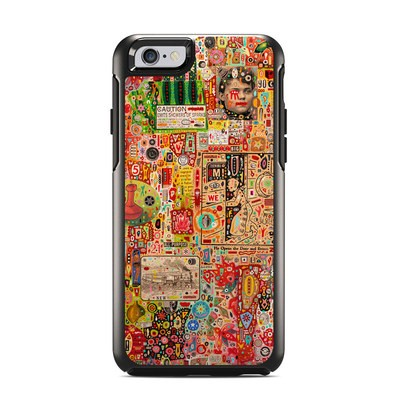 OtterBox Symmetry iPhone 6 Case Skin - Flotsam And Jetsam
