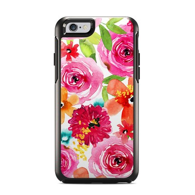 OtterBox Symmetry iPhone 6 Case Skin - Floral Pop
