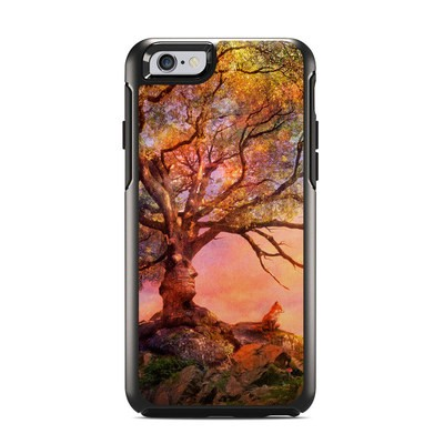 OtterBox Symmetry iPhone 6 Case Skin - Fox Sunset