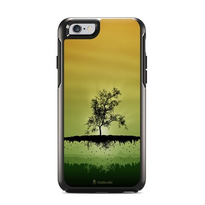 OtterBox Symmetry iPhone 6 Case Skin - Flying Tree Amber