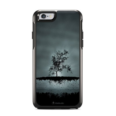 OtterBox Symmetry iPhone 6 Case Skin - Flying Tree Black