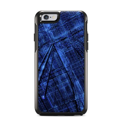 OtterBox Symmetry iPhone 6 Case Skin - Grid