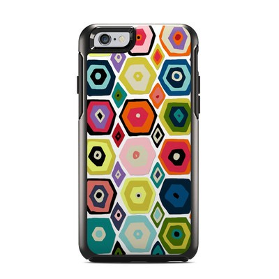 OtterBox Symmetry iPhone 6 Case Skin - Hex Diamond