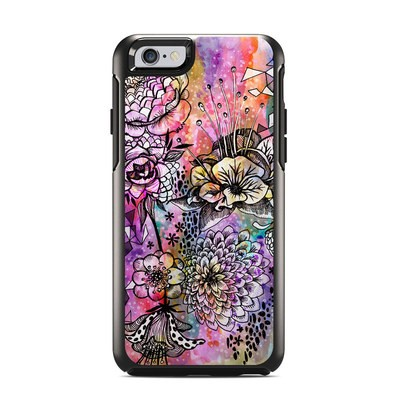 OtterBox Symmetry iPhone 6 Case Skin - Hot House Flowers