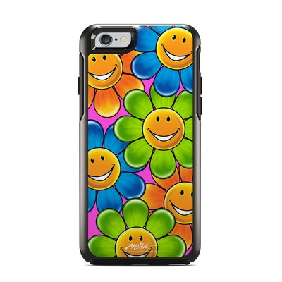 OtterBox Symmetry iPhone 6 Case Skin - Happy Daisies