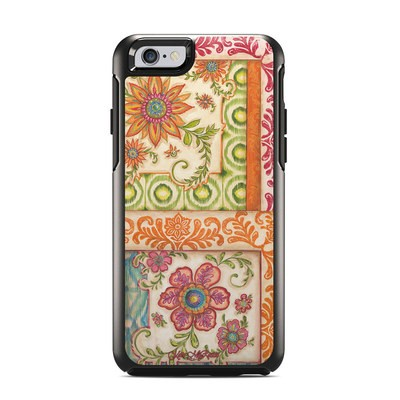 OtterBox Symmetry iPhone 6 Case Skin - Ikat Floral