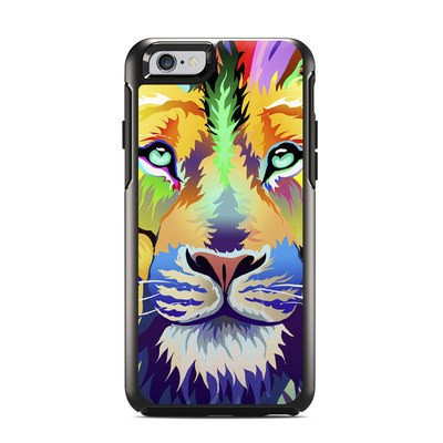 OtterBox Symmetry iPhone 6 Case Skin - King of Technicolor
