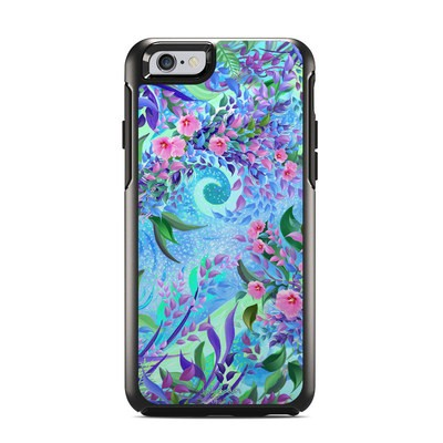 OtterBox Symmetry iPhone 6 Case Skin - Lavender Flowers
