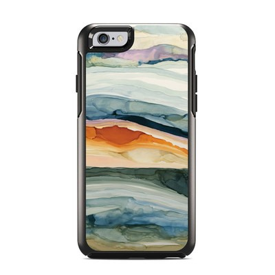 OtterBox Symmetry iPhone 6 Case Skin - Layered Earth