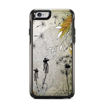 OtterBox Symmetry iPhone 6 Case Skin - Little Dandelion