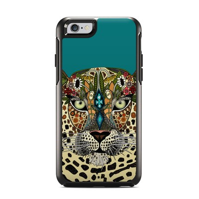 OtterBox Symmetry iPhone 6 Case Skin - Leopard Queen