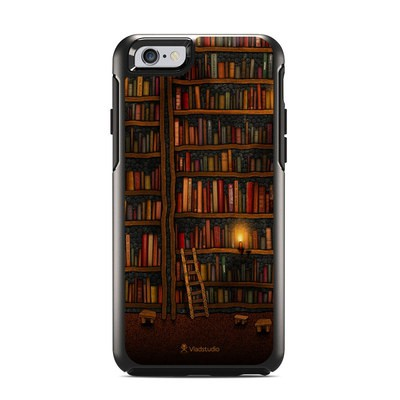 OtterBox Symmetry iPhone 6 Case Skin - Library