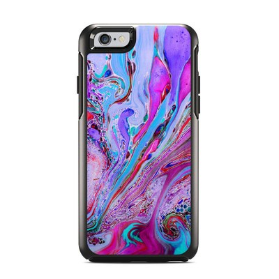 OtterBox Symmetry iPhone 6 Case Skin - Marbled Lustre