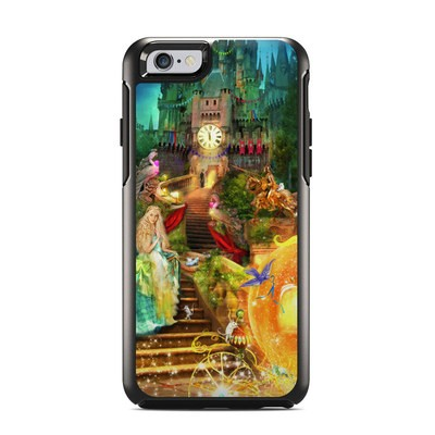 OtterBox Symmetry iPhone 6 Case Skin - Midnight Fairytale