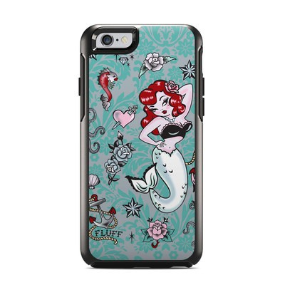 OtterBox Symmetry iPhone 6 Case Skin - Molly Mermaid