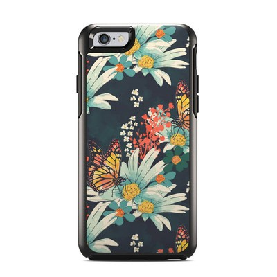 OtterBox Symmetry iPhone 6 Case Skin - Monarch Grove
